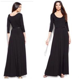 Calvin Klein Jersey Maxi Dress